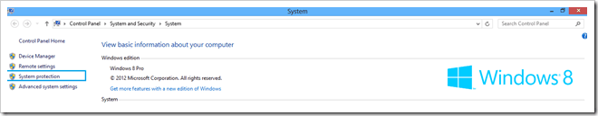 [How To] Choose Default Operatinng System in Windows 8 from Dual OS System (3)