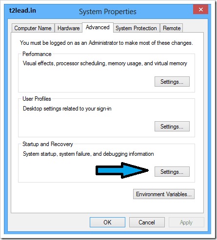 [How To] Choose Default Operatinng System in Windows 8 from Dual OS System (4)