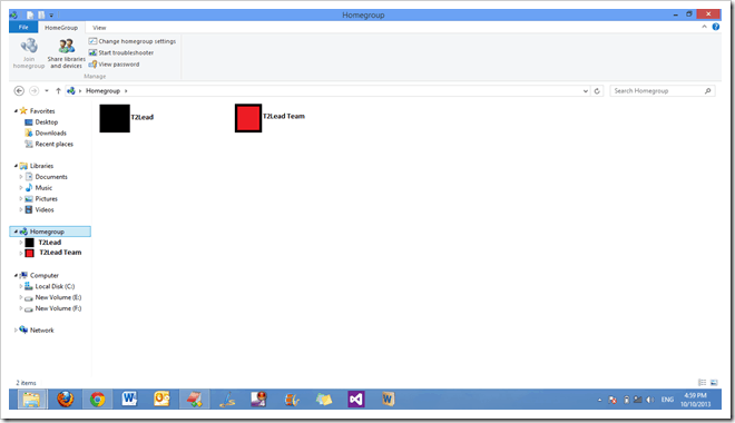 [How To] Create HomeGroup in Windows 8 (6)