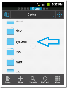 [How To]Get System Default .apk files in Android (1)