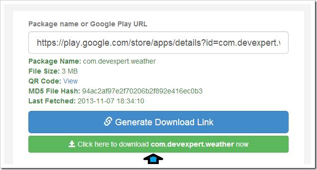 [How To] Download .APK files from Google Play Store (3)