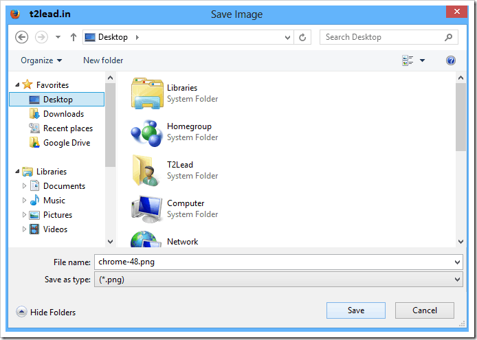 [How To] Get All images from a website in FireFox (6)