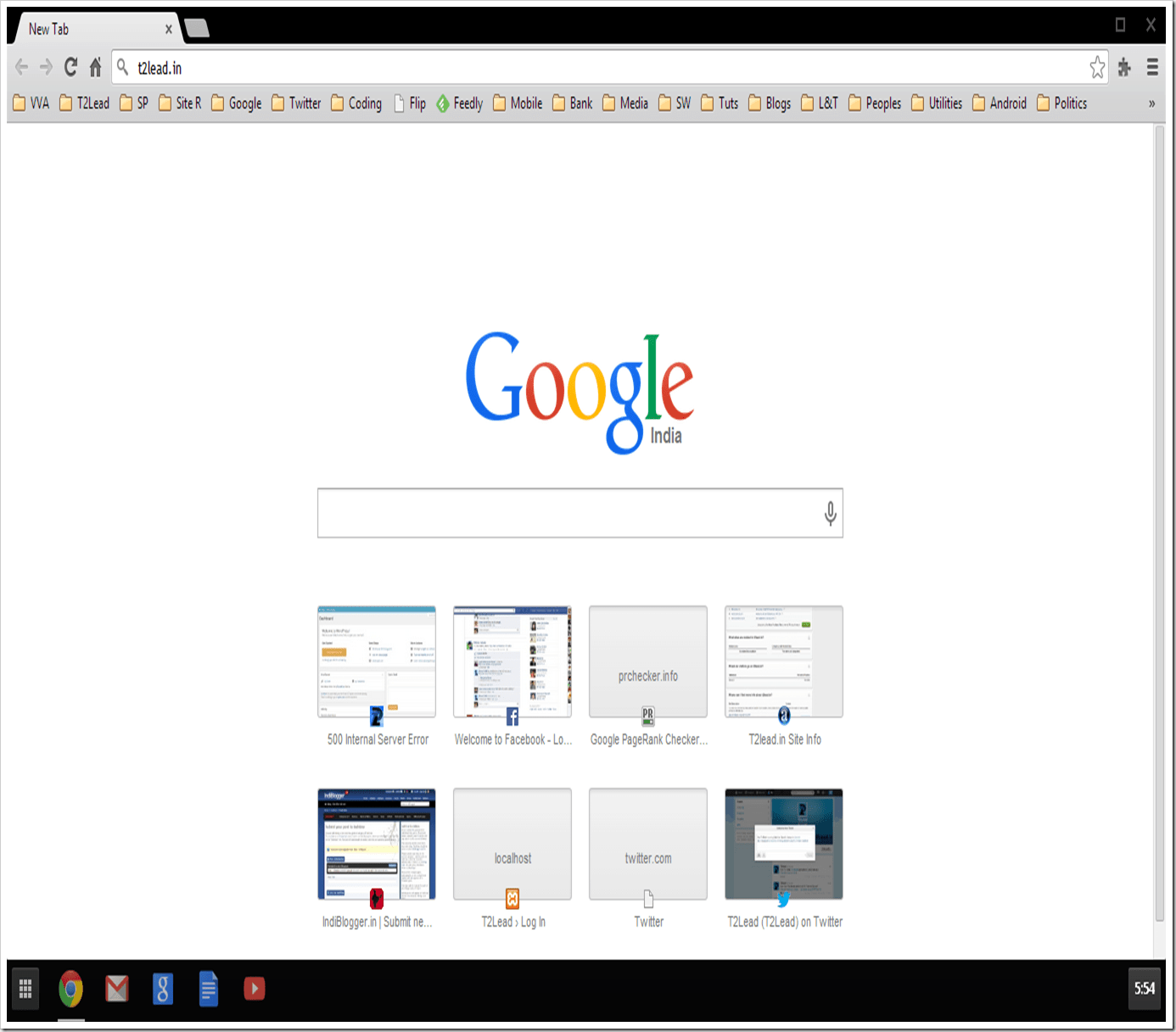 How To Launch Google Chrome in Windows 8 and Normal Mode (2)