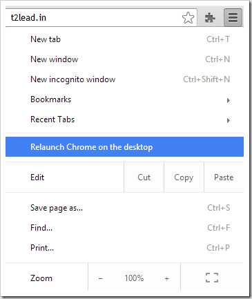 How To Launch Google Chrome in Windows 8 and Normal Mode (3)