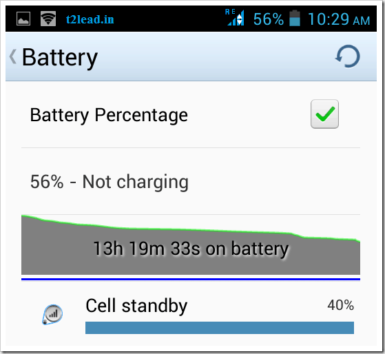 How To Enable Battery Percentage in Android Status Bar  (3)