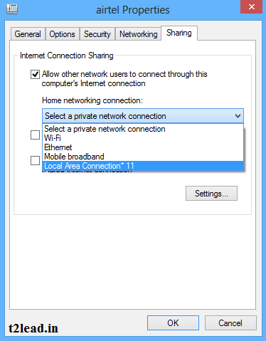 How To Make Wi-Fi Tethering in Laptops(Windows 8) - Updated (4)