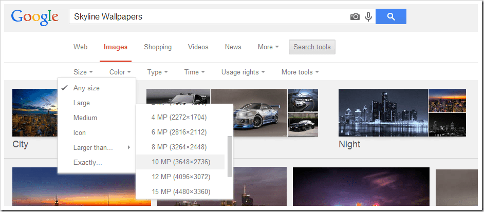 How To Search 4K Images in Google Image Search (3)