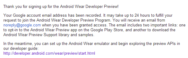 Complete Guide To Android Wear Developer Preview (3)