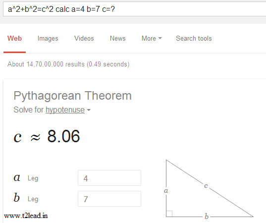 Google Geometry Calculator - Solves Geometry Problems (4)