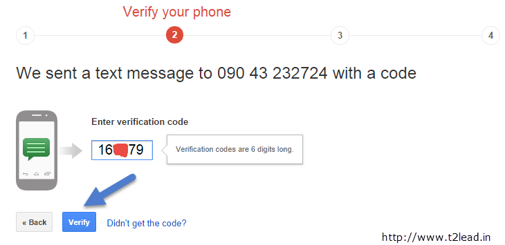 302.How To Setup 2-Step Verification for your Gmail account (4)