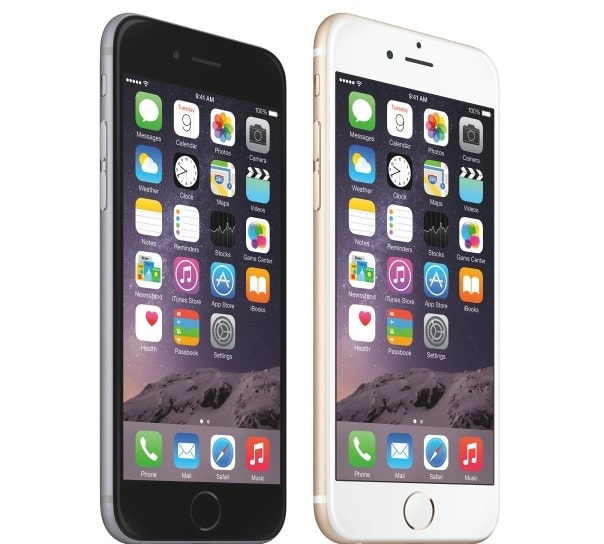 iPhone 6 and iPhone 6 Plus Specifications, Price and Availability (1)