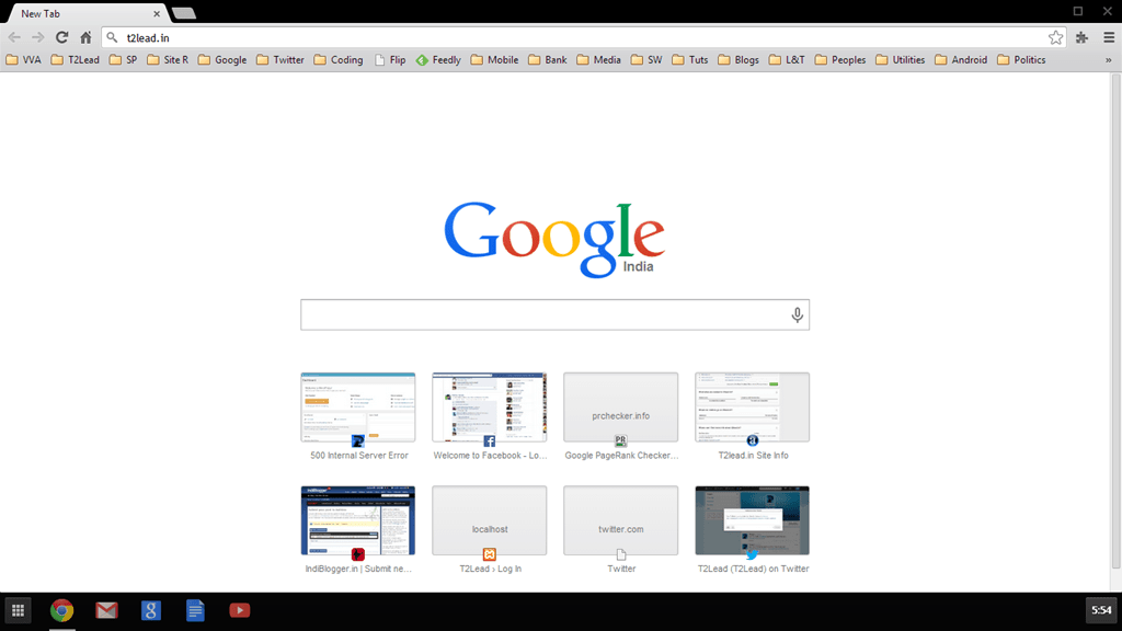 How To Launch Google Chrome in Windows 8 Mode and Normal