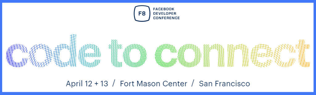FaceBook Developers Conference F8 Cover