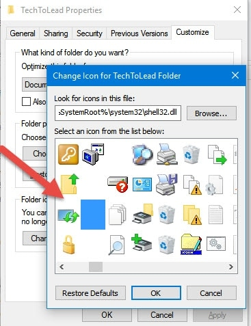 How To Create a Folder Without Any Icon in Windows 101 (1)