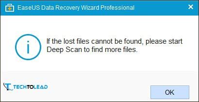 EaseUS data recovery wizard (1)