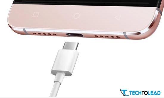 Le 2 USB Type C