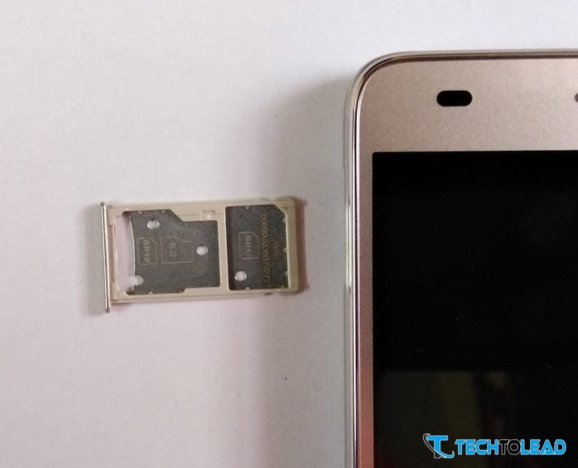 Honor 5c SIM Slot
