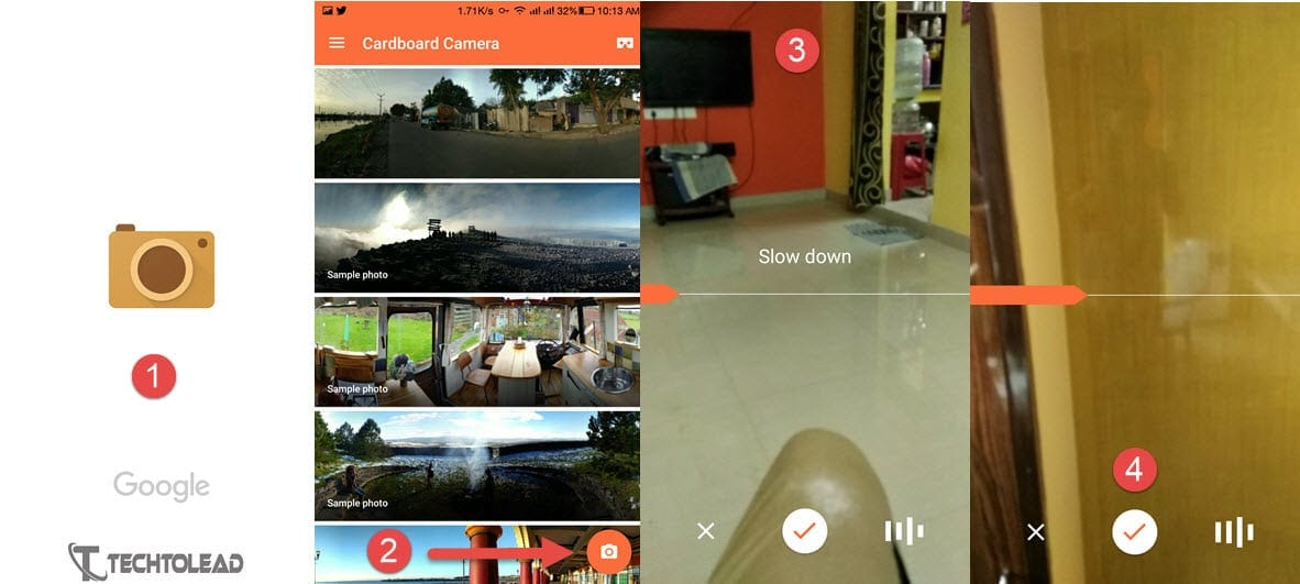 How To Post 360° Image to Facebook from Any Android Phone (1)