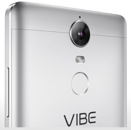 Lenovo Vibe K5 Note Back