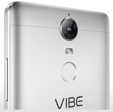 Lenovo Vibe K5 Note Back