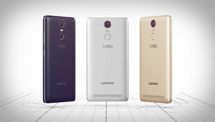Lenovo Vibe K5 Note image