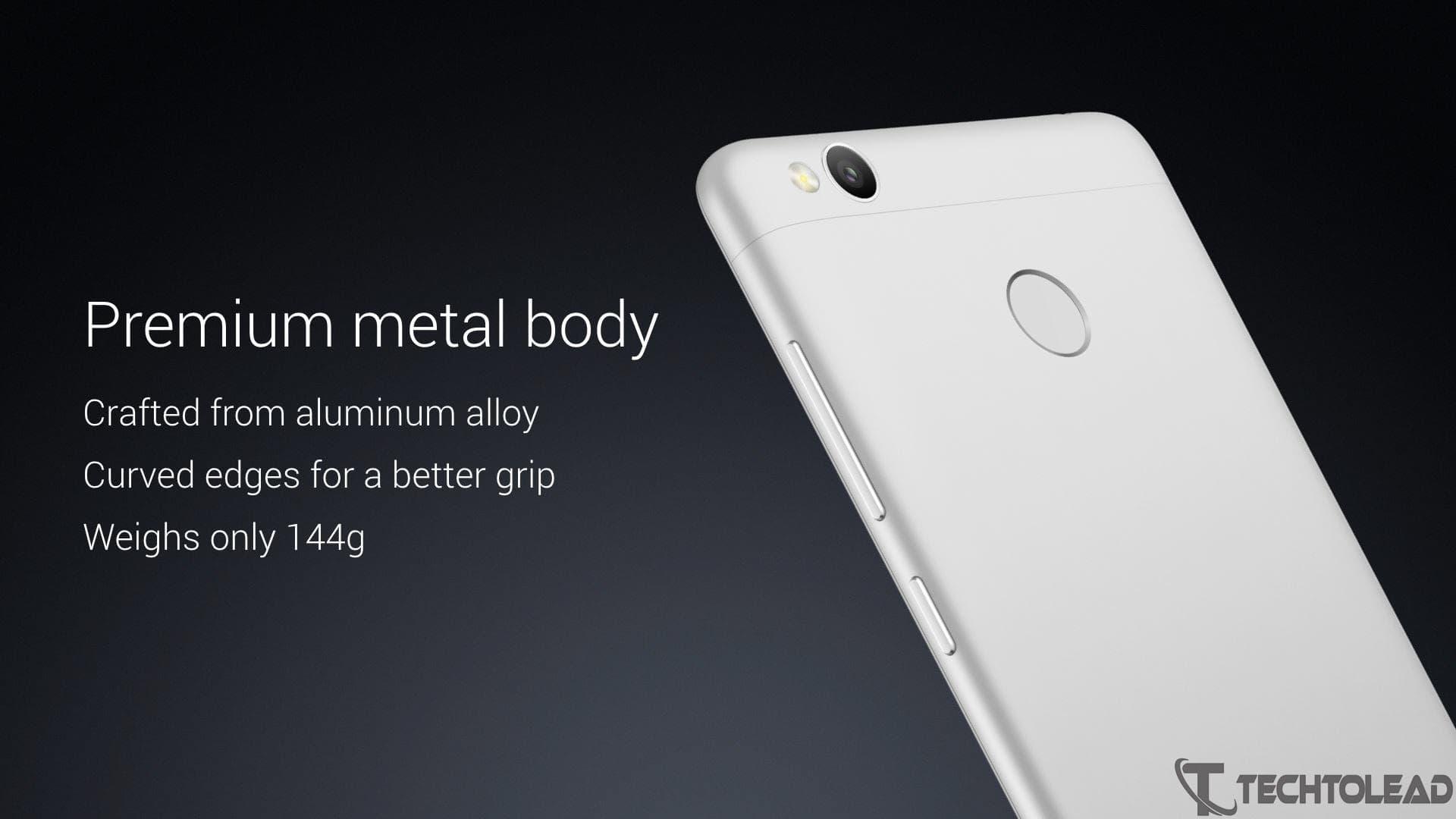 Xiaomi Redmi 3S And Redmi 3S Prime Launched In India