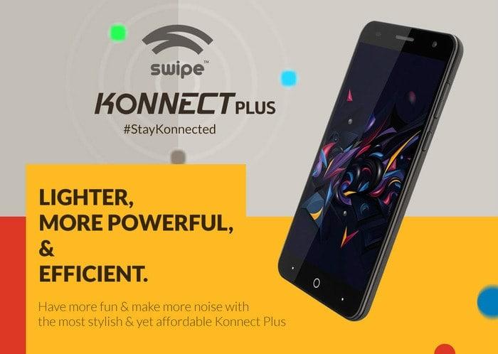 Swipe Konnect Plus