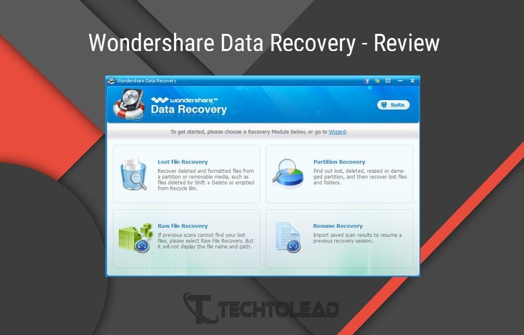 registration code for wondershare data recovery windows