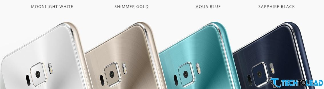 Zenfone 3 Color Variants