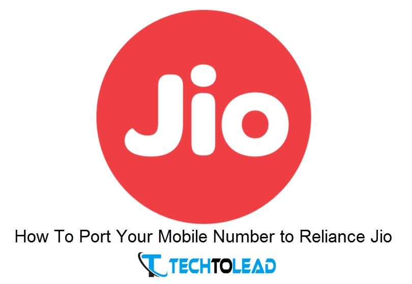Reliance Jio MNP