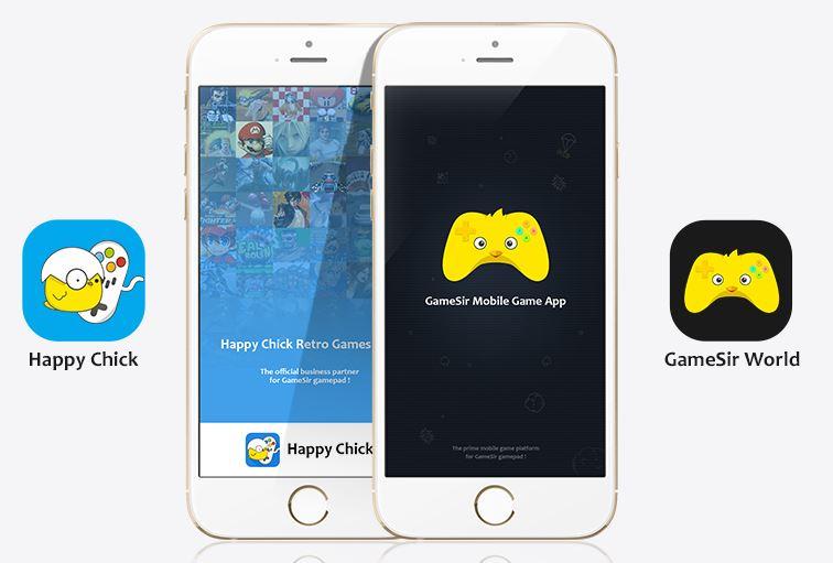 GameSir M2 Apps