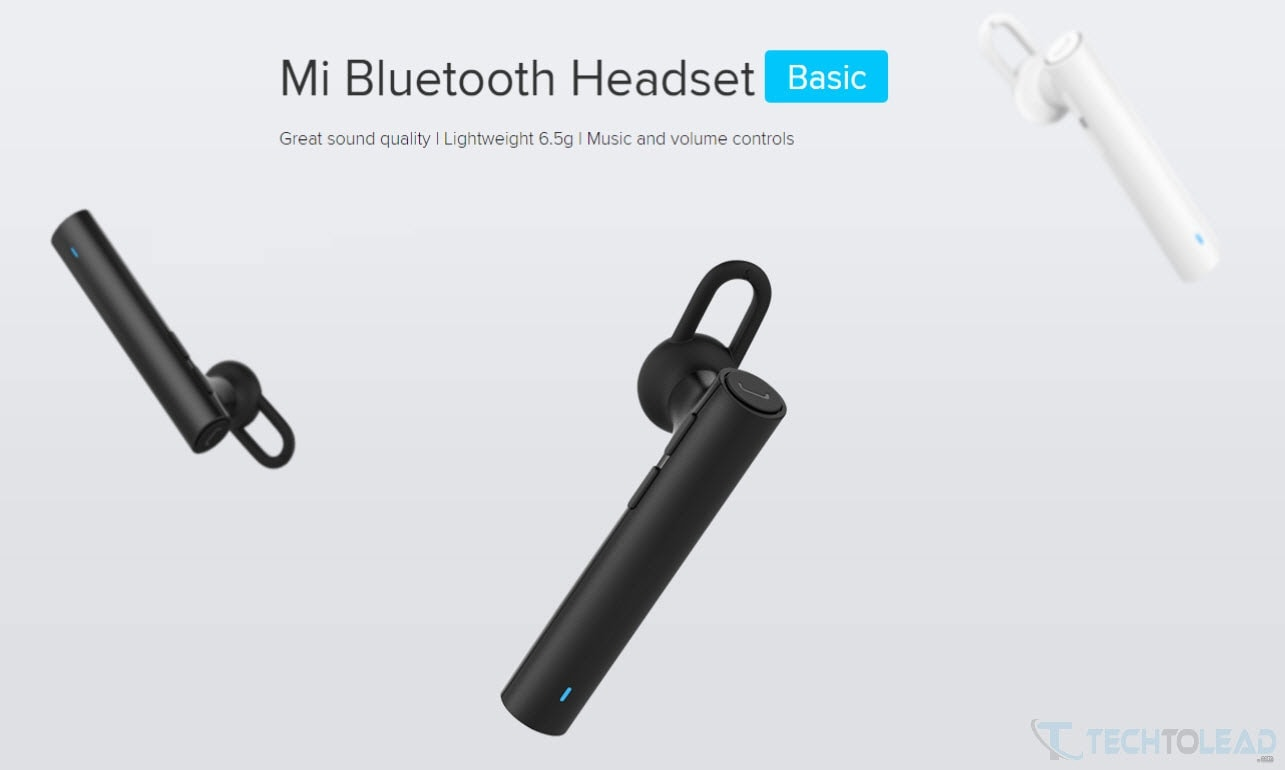 Pre Order Xiaomi Mi Bluetooth Headset For Rs 899