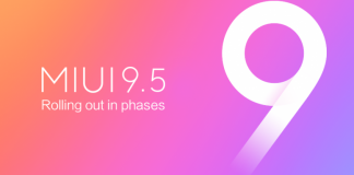 MIUI 9.5 Stable ROM