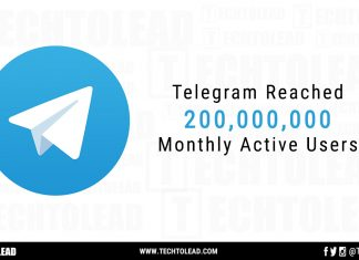 Telegram Reached 200,000,000 Monthly Active Users