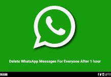 WhatsApp New Beta Extends The Time To Delete For Everyone