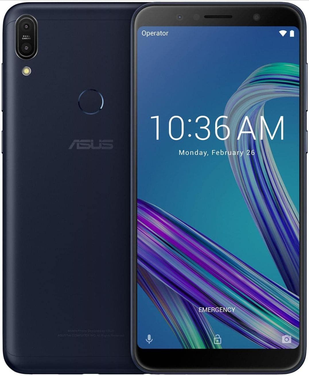asus zenfone max pro m1 images leaked ahead of launch. Black Bedroom Furniture Sets. Home Design Ideas