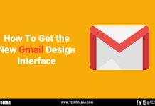 How To Get The New Gmail Design Interface