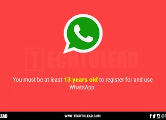 What Is The Minimum Age To Use WhatsApp