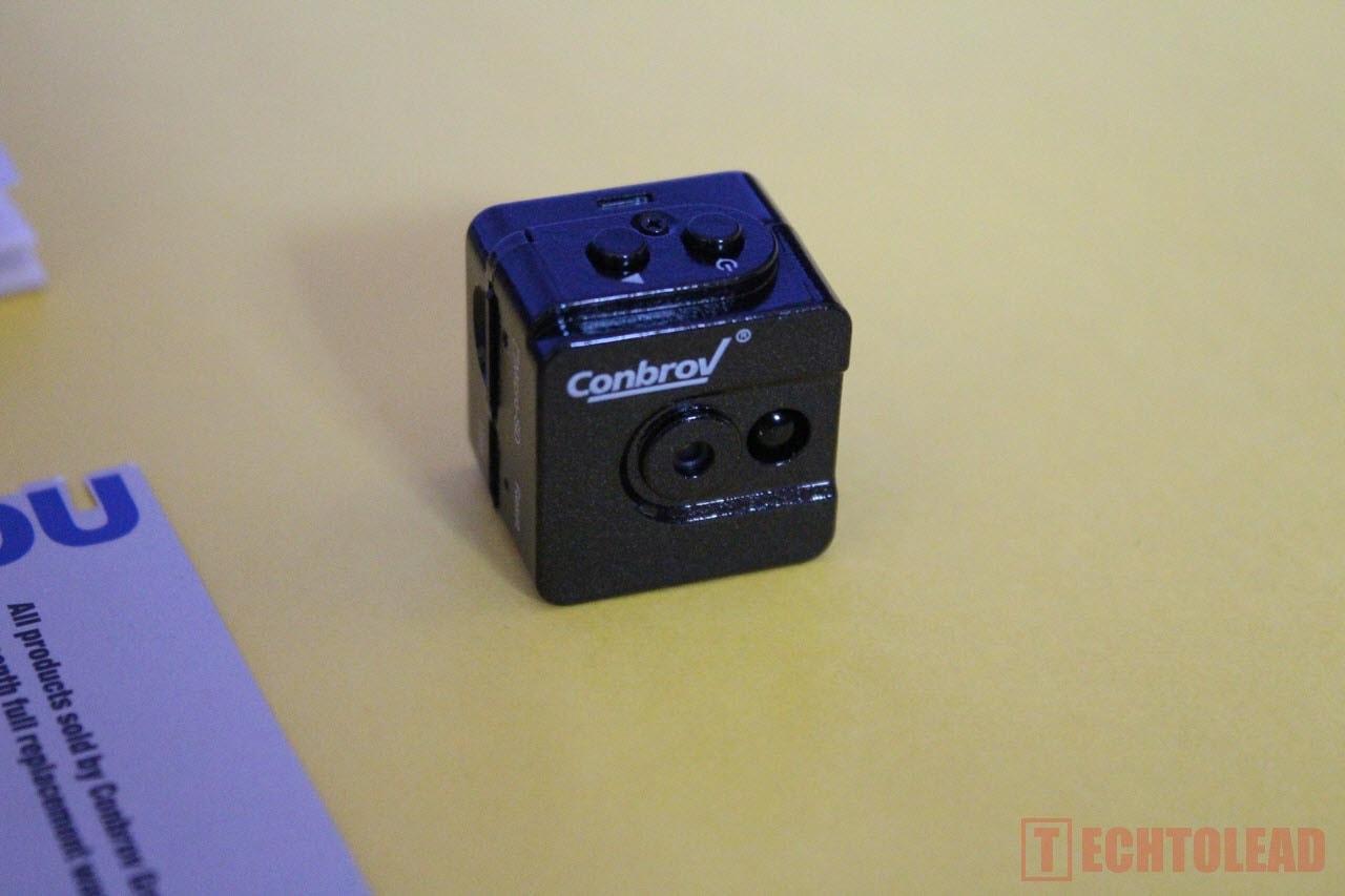 Conbrov T16 Mini Spy Hidden Camera Review (1)