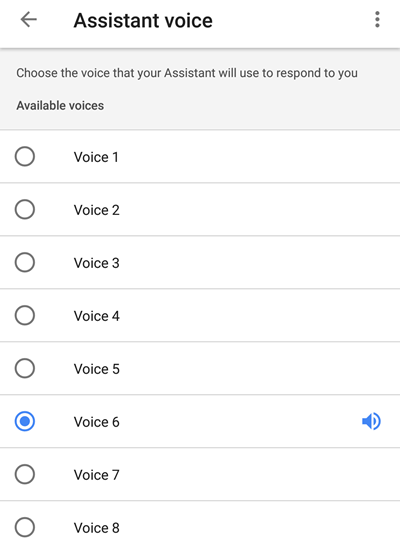How To Change The Voice Of Your Google Assistant (1)