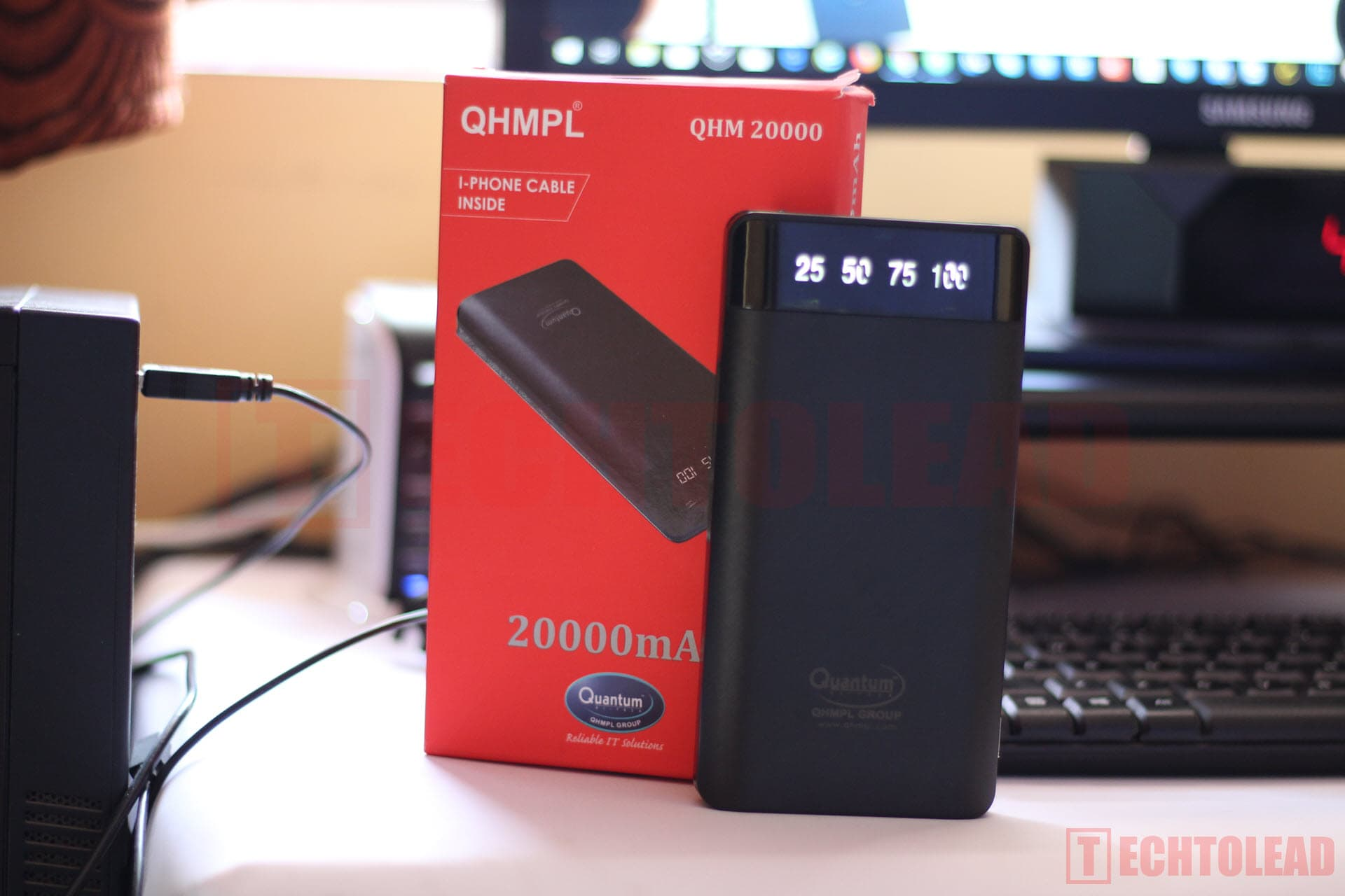 Quantum QHM 20000mAh Power Bank (3)