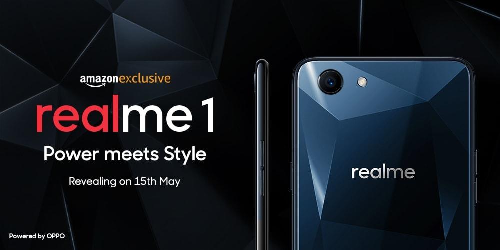Realme X Amazon