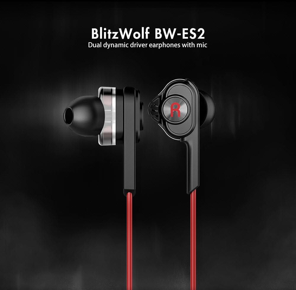 BlitzWolf BW ES2 Earphone