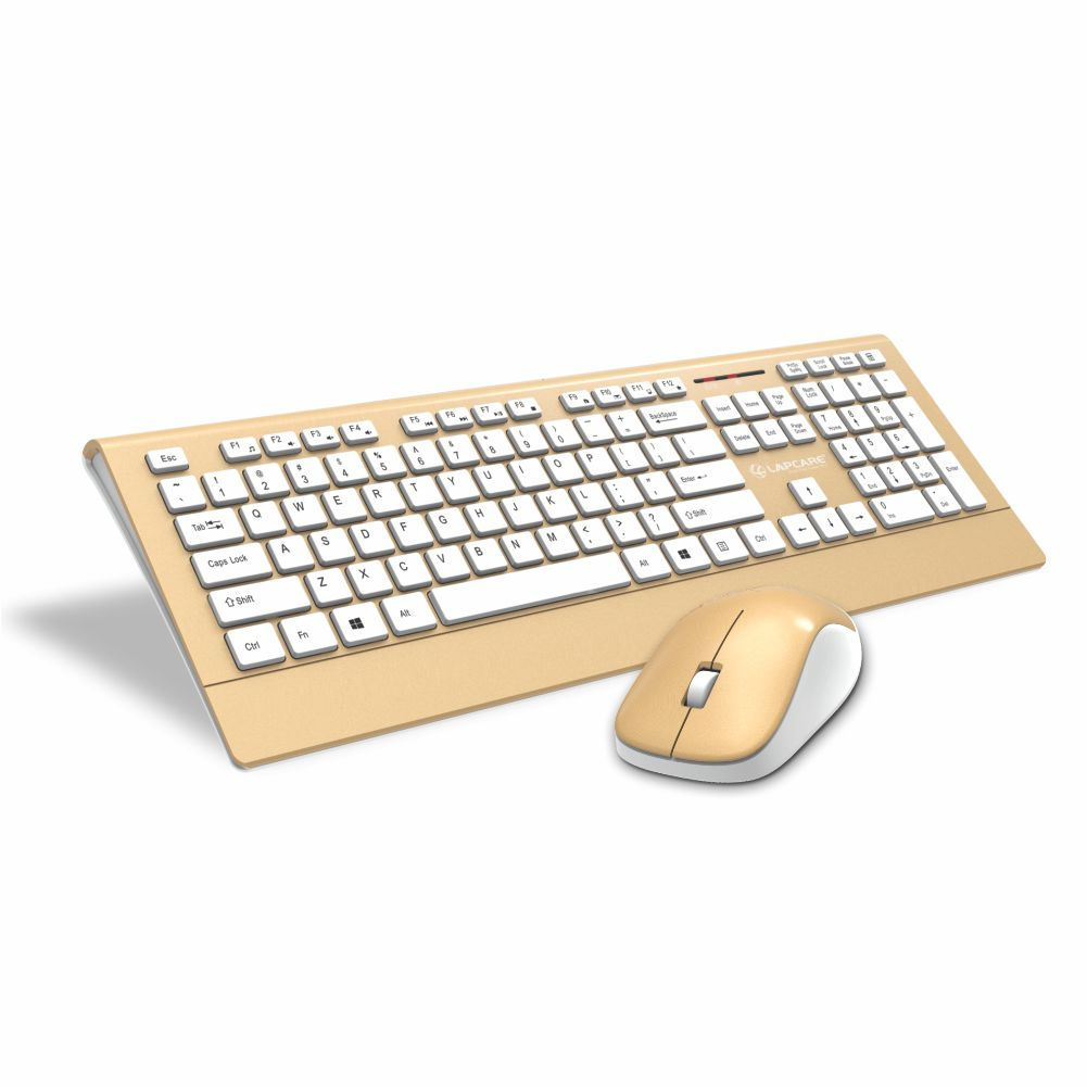 lapcare launches smartoo wireless keyboard mouse combo l999. Black Bedroom Furniture Sets. Home Design Ideas